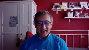 Angelo volontario di Un Sorriso in Più
