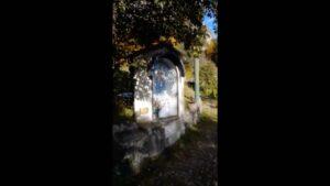 Griante cappella della via Crucis