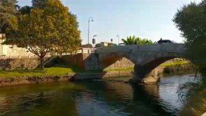 Ponte di Cassinetta di Lugagnano Milano