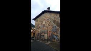 Graffito Carnevale Schignano