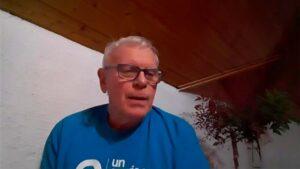 John volontario di Un Sorriso in Più