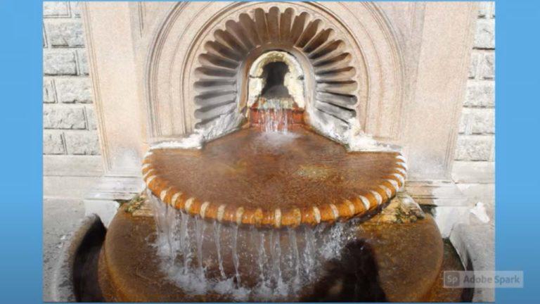 Fontana della bollente di Acqui Terme