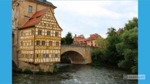 Vecchio Municipio di Bamberga - Baviera