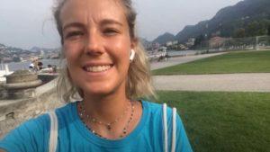 Maria volontaria di Un Sorriso in Più