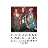logo della fondazione comunitaria del varesotto onlus