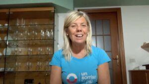 Lorella volontaria di Un Sorriso in Più