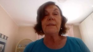Rita volontaria di Un Sorriso in Più